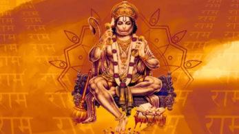 Congratulations on Birth of Ram Bhakt Hanuman…!