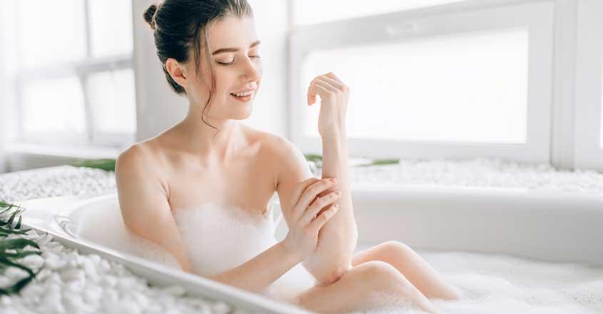 How to make a bath Healthy?