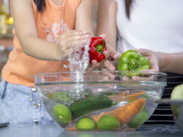 How should I wash Fruits and Vegetables in the time of Covid-19?